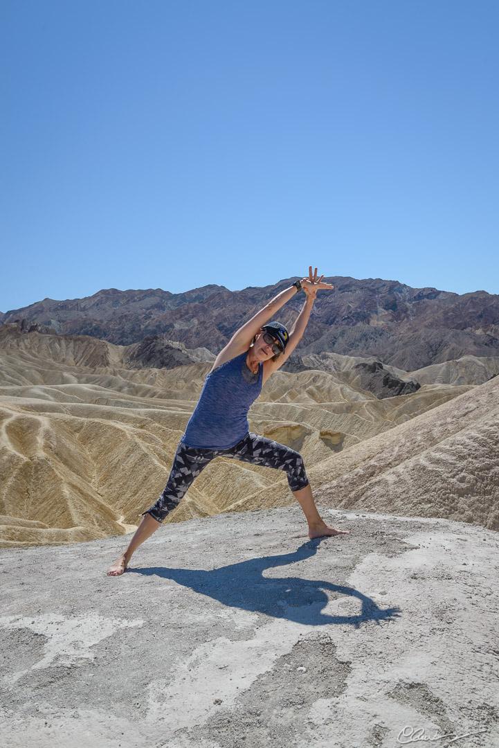 Essentrics in Death Valley National Park (Ca)