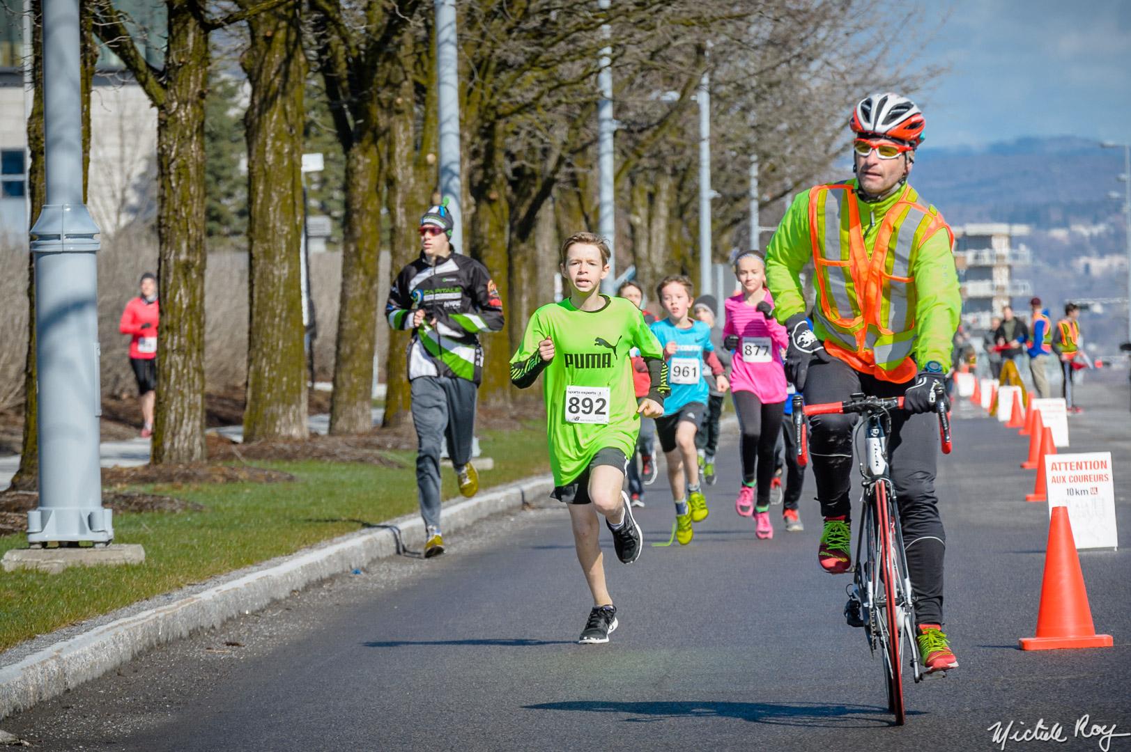 """Comment gagner 1 km en 3' 34'' / The winner in 3'34"""""""