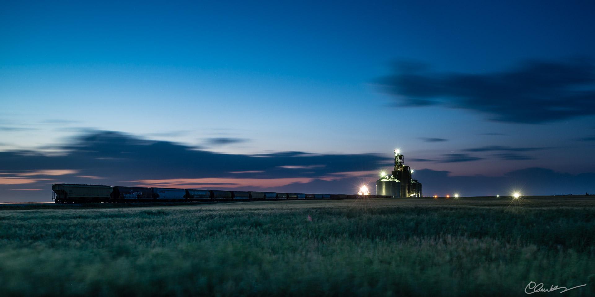 Les plaines de l'Alberta / Alberta Plains