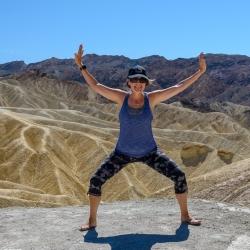 Vallée de la mort (Californie) / Death Valley (California)