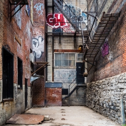 Au détour d'une ruelle / Club de Photo Dimension, 3e prix, catégorie Général, avril 2017