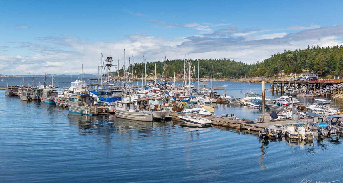 De Saltery Bay à Lund / Saltery Bay to Lund