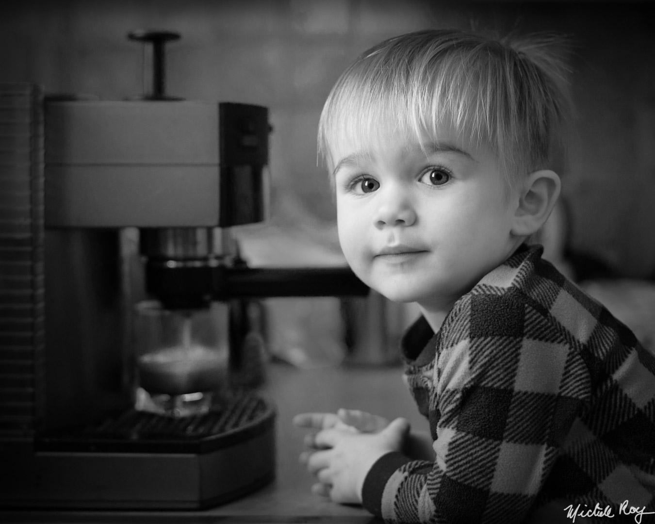 Le petit barista