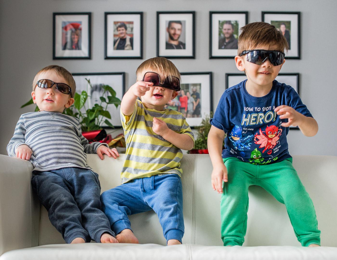 «Tres primos»
